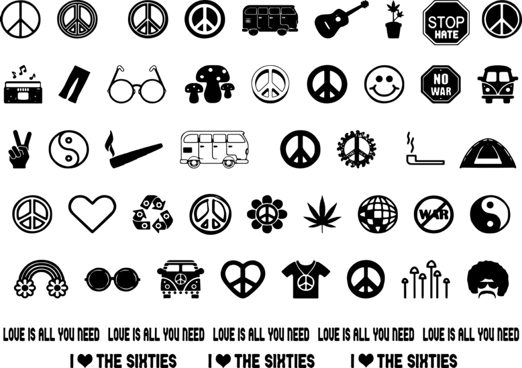 symbol, sign and icon